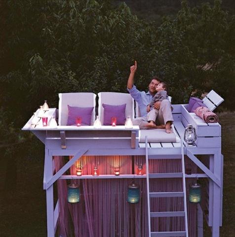 diy backyard playhouse plans